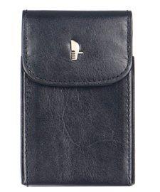 Etui na wizytówki PUCCINI MU-7827 czarne