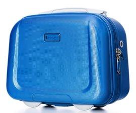 Kuferek / kosmetyczka PUCCINI ABSQM04 Ibiza niebieski