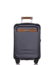Mała walizka PUCCINI PC020 Stockholm granatowa