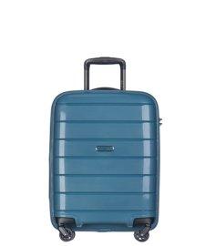 Mała walizka PUCCINI PP013 Madagaskar turkusowa