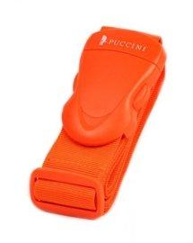 Pas zabezpieczający bagaż PUCCINI 20805 orange