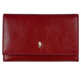 Portfel damski PUCCINI MU-1959 czerwony