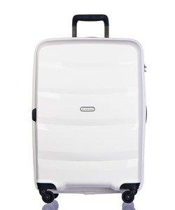 Duża walizka PUCCINI PP012 Acapulco biała