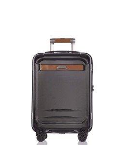 Mała walizka PUCCINI PC020 Stockholm czarna