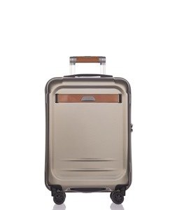 Mała walizka PUCCINI PC020 Stockholm złota