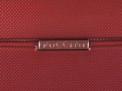 Średnia walizka PUCCINI PC005 Voyager bordo